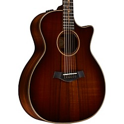 Taylor K24ce Grand Auditorium Cutaway ES2 Acoustic Electric Guitar (K24ceES2)