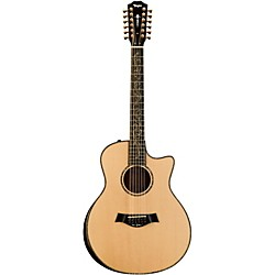 Taylor PS56ce 12-String Grand Symphony Cutaway ES2 Acoustic-Electric Guitar (PS56ceES2)