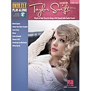 Hal Leonard Taylor Swift - 2nd Edition Ukulele Play-Along Series Softcover Audio Online Performed by Taylor Swift