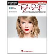 Hal Leonard Taylor Swift For Horn - Instrumental Play-Along Book/CD 2nd Edition