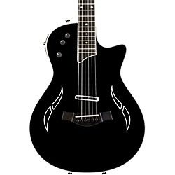 Taylor T5z Standard Cutaway T5 Electronics Spruce Top Acoustic-Electric Guitar (T5z-Std-BLK)