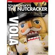 Cherry Lane Tchaikovsky's The Nutcracker Instrumental Play-Along Series Softcover with CD