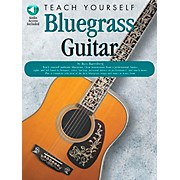 Music Sales Teach Yourself Bluegrass Guitar (Book/CD)