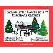 Willis Music Teaching Little Fingers To Play Christmas Classics (Book/CD)