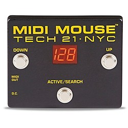 Tech 21 MIDI Mouse Pedal (MM1)