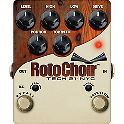 Tech 21 Roto Choir Guitar Effects Pedal (ROTO)
