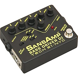 Tech 21 SansAmp Bass Driver DI (BSDR)