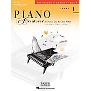 Faber Piano Adventures Technique & Artistry Level 4 Faber Piano Adventures Second Edition Book