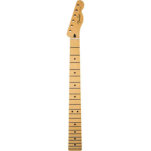 Fender Telecaster Replacement Neck with Maple Fretboard-thumbnail