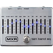 MXR Ten Band EQ Pedal