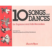 Sweet Pipes Ten Songs and Dances