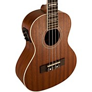 Lanikai Tenor All-Mahogany Acoustic-Electric Ukulele with USB