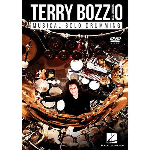 Hal Leonard Terry Bozzio Musical Solo Drumming DVD-thumbnail