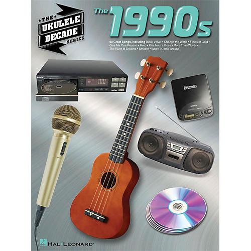 Hal Leonard The 1990s - The Ukulele Decade Series-thumbnail