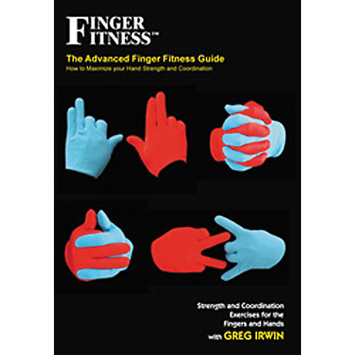 Finger Fitness The Advanced Finger Fitness Guide DVD-thumbnail
