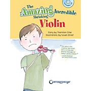 Centerstream Publishing The Amazing Incredible Shrinking Violin - Spanish Edition Book Series Softcover Written by Thornton Cline