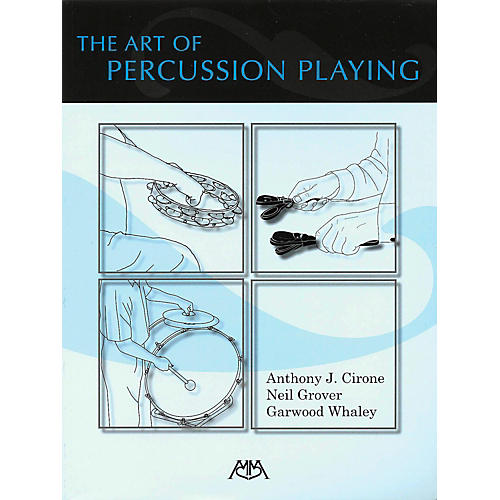 Meredith Music The Art Of Percussion Playing-thumbnail