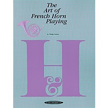 Alfred The Art of French Horn Playing