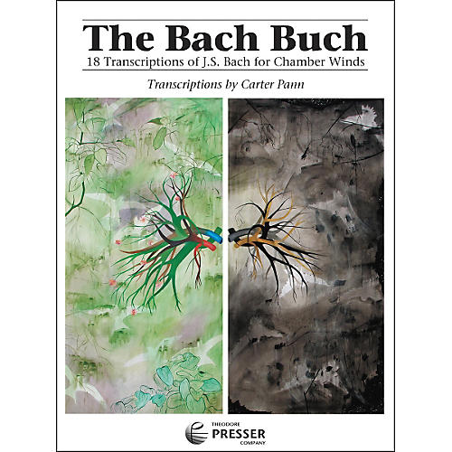 Carl Fischer The Bach Buch Book-thumbnail