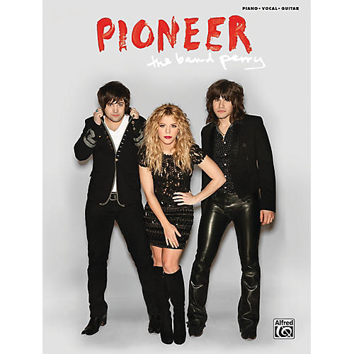 Alfred The Band Perry Pioneer PVG BOOK-thumbnail