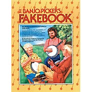 Music Sales The Banjo Picker's Fake Book Music Sales America Series Softcover