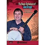 Homespun The Banjo Techniques Of Jens Kruger (DVD)