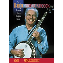 Homespun The Banjo of Eddie Adcock DVD/Instructional/Folk Instrmt Series DVD Performed by Eddie Adcock