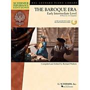 G. Schirmer The Baroque Era - Early Intermediate Level Schirmer Performance Editions Book Online Audio Access