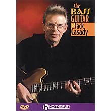 Homespun The Bass Guitar of Jack Casady (DVD)