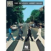 Hal Leonard The Beatles - Abbey Road Bass Guitar Tab Songbook