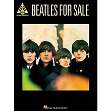 Hal Leonard The Beatles - Beatles for Sale Guitar Recorded Version Series Softcover Performed by The Beatles