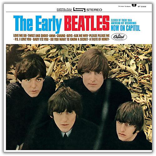 Universal Music Group The Beatles / The Early Beatles [Mini LP Replica]-thumbnail
