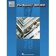 Hal Leonard The Beatles 1967-1970 Bass Guitar Tab Songbook