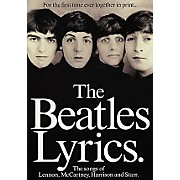 Hal Leonard The Beatles Lyrics