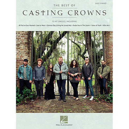 Hal Leonard The Best Of Casting Crowns - Easy Piano-thumbnail