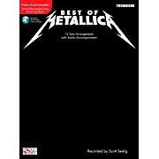 Cherry Lane The Best Of Metallica Trombone