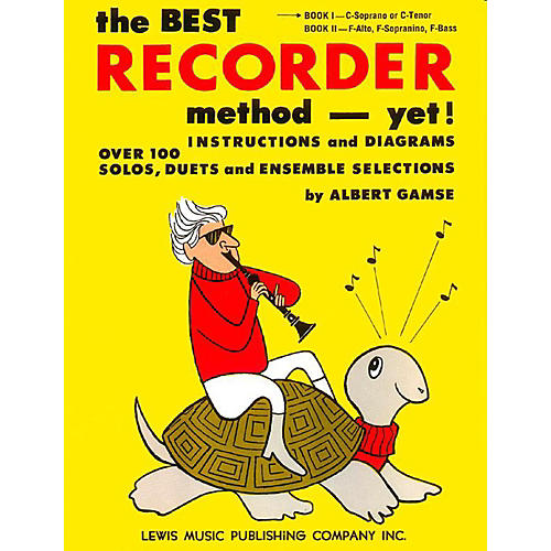 Music Sales The Best Recorder Method Yet Book 1 Soprano-thumbnail