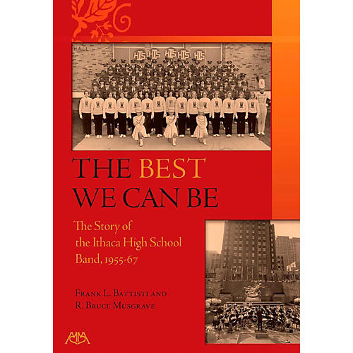 Meredith Music The Best We Can - A History of the Ithaca High School Band 1955-67-thumbnail