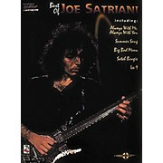 Hal Leonard The Best of Joe Satriani Guitar Tab Songbook