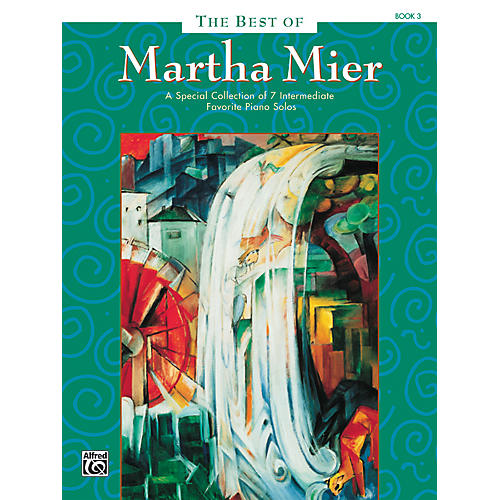 Alfred The Best of Martha Mier Book 3-thumbnail