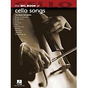 Hal Leonard The Big Book Of Cello Songs