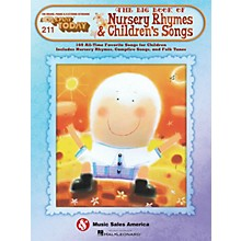 Hal Leonard The Big Book Of Nursery Rhymes & Children's Songs E-Z Play 211
