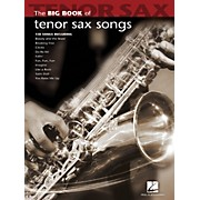 Hal Leonard The Big Book Of Tenor Sax Songs