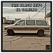 WEA The Black Keys - El Camino Vinyl LP