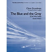 Hal Leonard The Blue And The Gray (Young Band Edition) - Boosey & Hawkes Concert Band Level 3