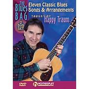 Homespun The Blues Bag - 2-DVD Set Instructional/Guitar/DVD Series DVD Written by Happy Traum
