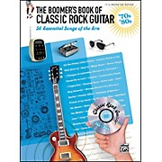 Hal Leonard The Boomer's Book of Classic Rock Guitar '70s - '80s