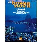 Hal Leonard The Bossa Nova Songbook for Piano/Vocal/Guitar PVG