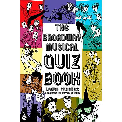 Hal Leonard The Broadway Musical Quiz Book-thumbnail
