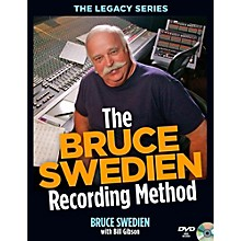 Hal Leonard The Bruce Swedien Recording Method Book/DVD-ROM